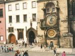Prague walking tours - english tourguides at the Old Town Square